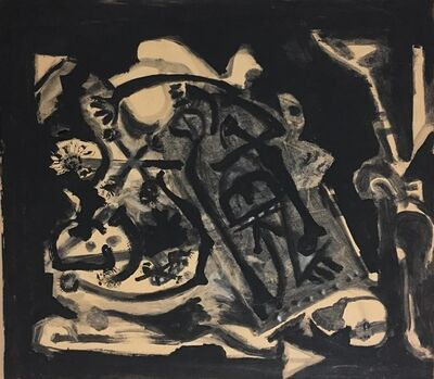 Jackson Pollock, 'Untitled', 1946