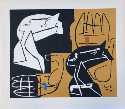 Le Corbusier, 'Tapisseries', 1955