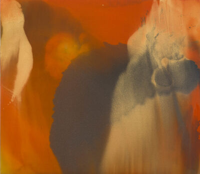 Nancy Bergman Pantirer, 'Orange Field', 2014
