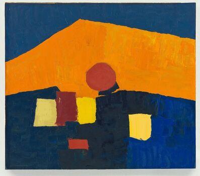 Etel Adnan, 'Untitled', ca. 1960s