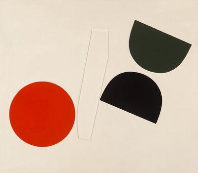 Alan Reynolds, 'Structure-Bergamasque I', 1971