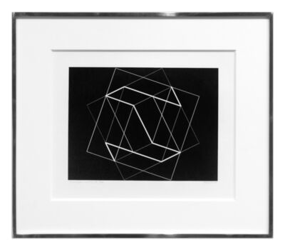 Josef Albers, 'Transformation D', 1950