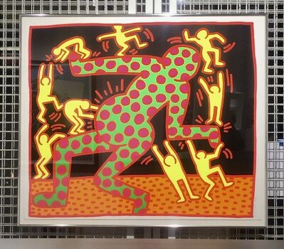 Keith Haring, 'Fertility Suite No. 3', 1983