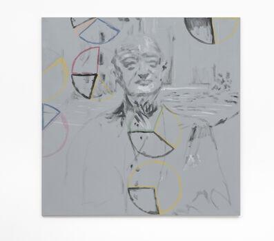 Martin Feldbauer, 'Schumpeter old', 2017