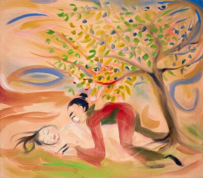 Sophie von Hellermann, 'Under the Apple Suckling Tree', 2021