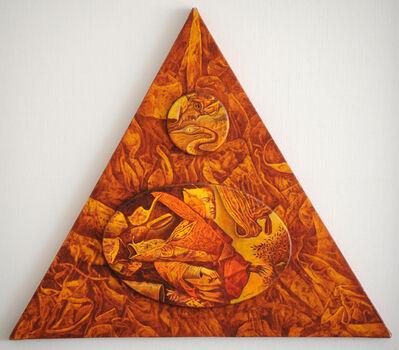 Rafael Trelles, 'Detrás de la cortina', 2002
