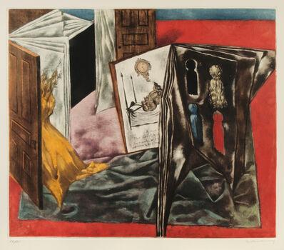 Dorothea Tanning, 'Lettre d'Amour (Love Letter)', 1969