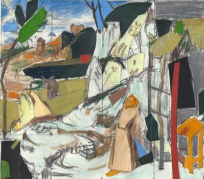 Naomi Nemtzow, 'Small Bellini Study #2 ', 2017