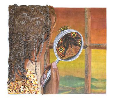 Paula Wilson, 'Creatures of the Fire ', 2020