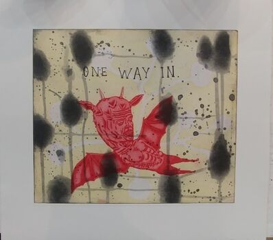 Fred Stonehouse, 'Only Way In', 2011