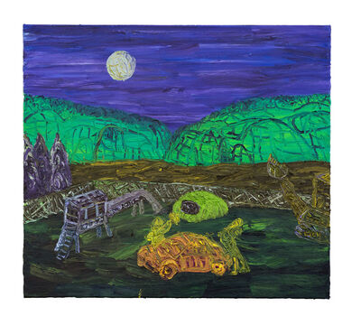 Gilles Rotzetter, 'Going to San Jose', 2015