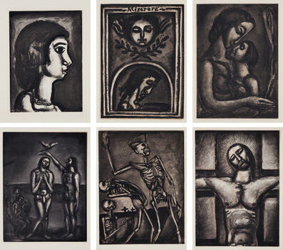 Georges Rouault, 'Miserere (Have Mercy)', 1922-27