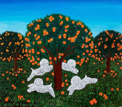 Claire Milbrath, 'Orange Dream', 2021