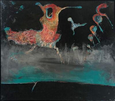 Enrico Donati, 'La Naissance du Coq', 1945