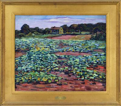 Charles S Kaelin, 'Spring Landscape', 1895-1929
