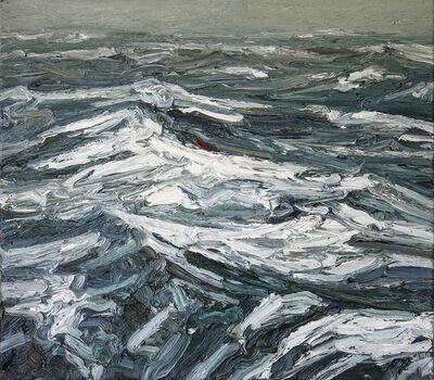 Ralph Fleck, 'Raue See 13/IX (M)', 2019