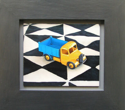 Lucy Mackenzie, 'Blue and Yellow Toy Truck', 2005