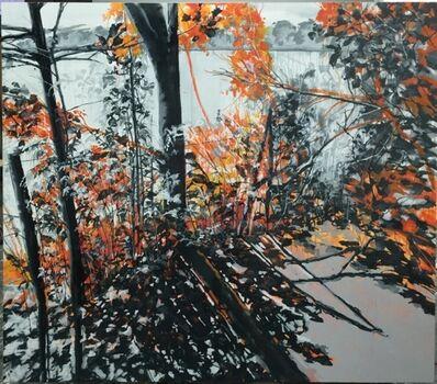 Kirsten Everberg, 'Walden Pond (Walden)', 2016