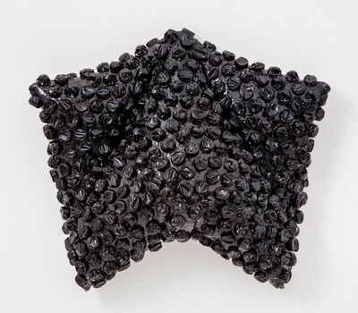 Colin Roberts, 'Bubblewrap Black Star', 2020