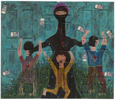 Adjani Okpu-Egbe, 'Syrian Civil War (Triptych)', 2019