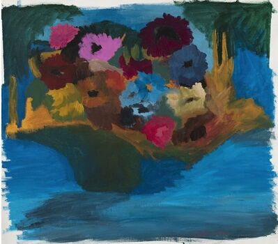 Anabella Papa, 'flores sombra', 2011