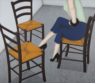 Kezban Arca Batibeki, 'Trio 2', 2012