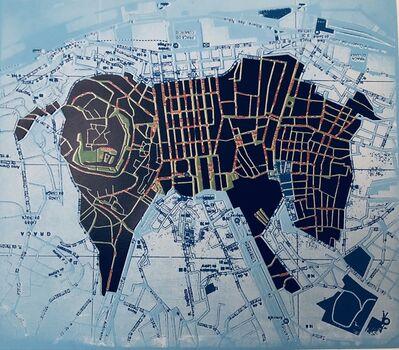 Ibrahim Miranda Ramos, 'Mapaglypha: A Bull in Lisbon', 2011