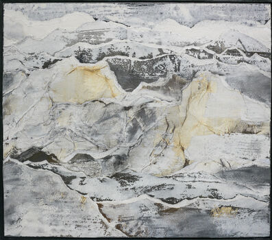 Jens Rausch, 'Abrisskanten II', 2019