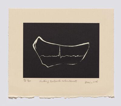 Zarina, 'Sinking Boat with a Heartbeat', 2015