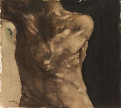 Luis Caballero, 'Torso de hombre', 1979