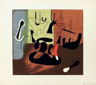 Joan Miró, 'Desert Mirage', (Date unknown)