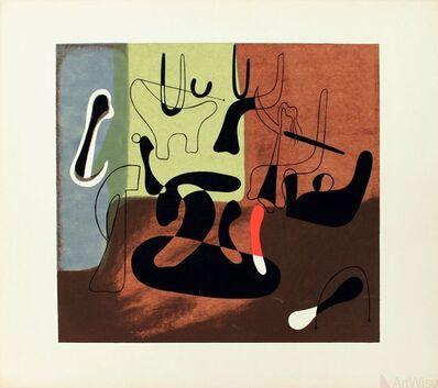 Joan Miró, 'Desert Mirage', (Date unknown)