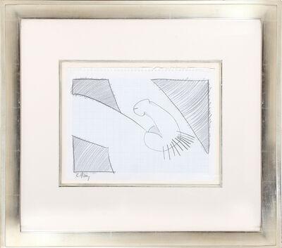 Keith Haring, 'Self Portrait (Penis)', 1978