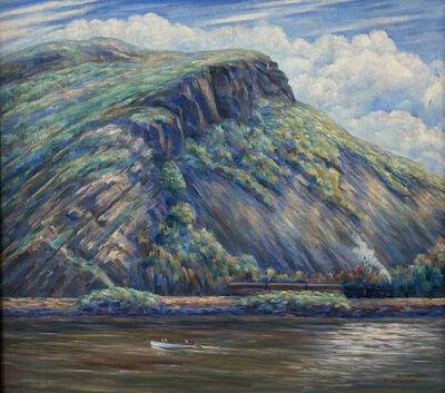 Arthur Frischke, 'Crows-Nest Mountain', 1931