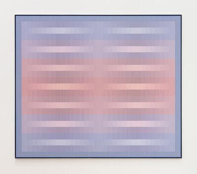 Julian Stanczak, 'Lavender', 1984-85