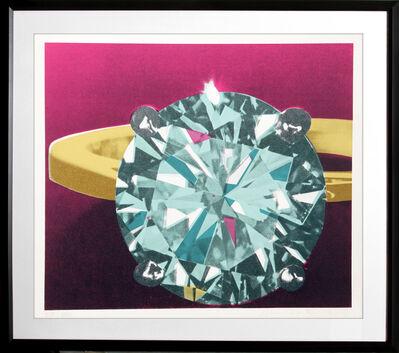 Richard Bernstein, 'Diamond Ring', 1978