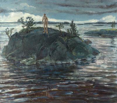 Michael Knud Ross, 'Blue Archipelago', 2015