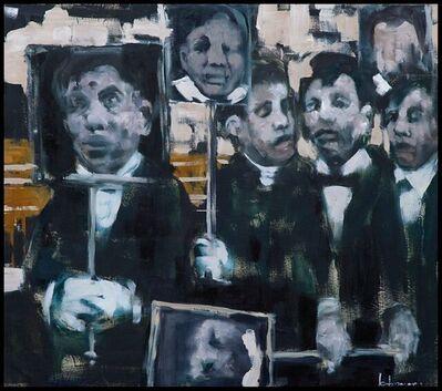 Michele Bubacco, 'Parata d'identita (Identity Parade)', 2009