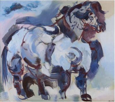 Walter Quirt, 'Horse No. 11', 1959