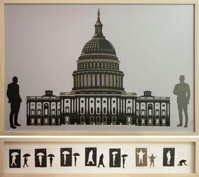 Jaime Ávila, 'Sastrería Americana. Capitolio I', 2020