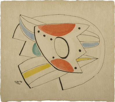 Tetsuo Mizu, 'Abstract', 1986
