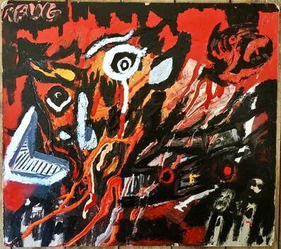 Bashar Shammas AKA RFUG, 'Bomb Car', 2016