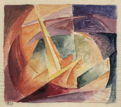Werner Drewes, 'Untitled (A. 11.)', 1929