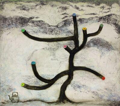 Alasdair Wallace, 'I Love You', 2016