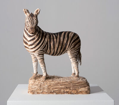 Linda Marrinon, 'Feeding Zebra', 2015