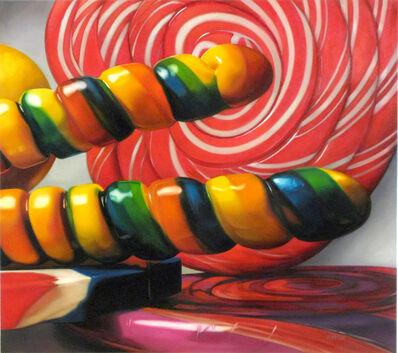 Margaret Morrison, 'Lollipops', 2009