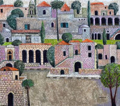 Nabil Anani, 'Ramallah Old Town', 2020