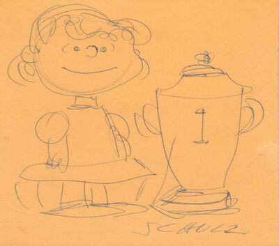 Charles M. Schulz, 'Lucy'
