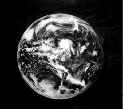 Robert Longo, 'Study for home (North and South Hemisphere)', 2004