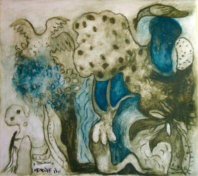 Manuel Mendive, 'La foresta mágica', 2011